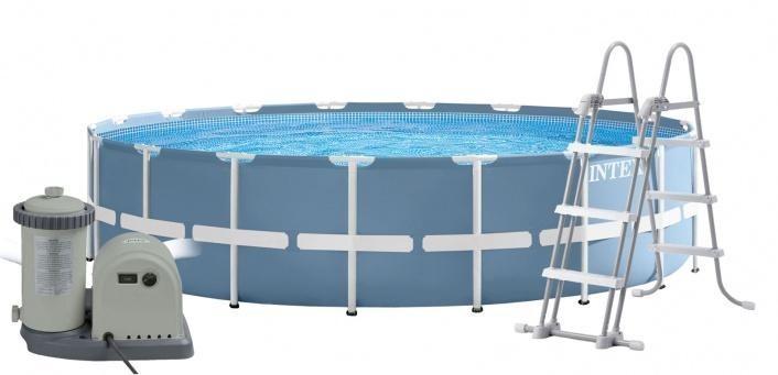 Bazén Intex Prism Frame 5,49 x 1,22 m | kompletset s filtrací