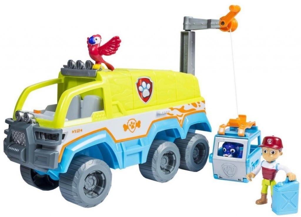 Tlapková patrola Terénní vozidlo