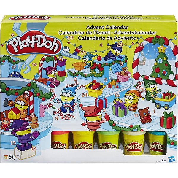 Adventní kalendář Play-Doh Hasbro