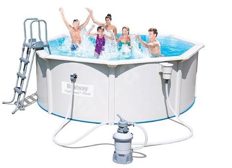 Bazén Bestway Hydrium 3,6 x 1,2 m | kompletset s pískovou filtrací