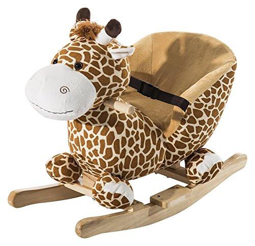 b1b6f8ccf03 Houpací zvířátko žirafka se zvuky č.1