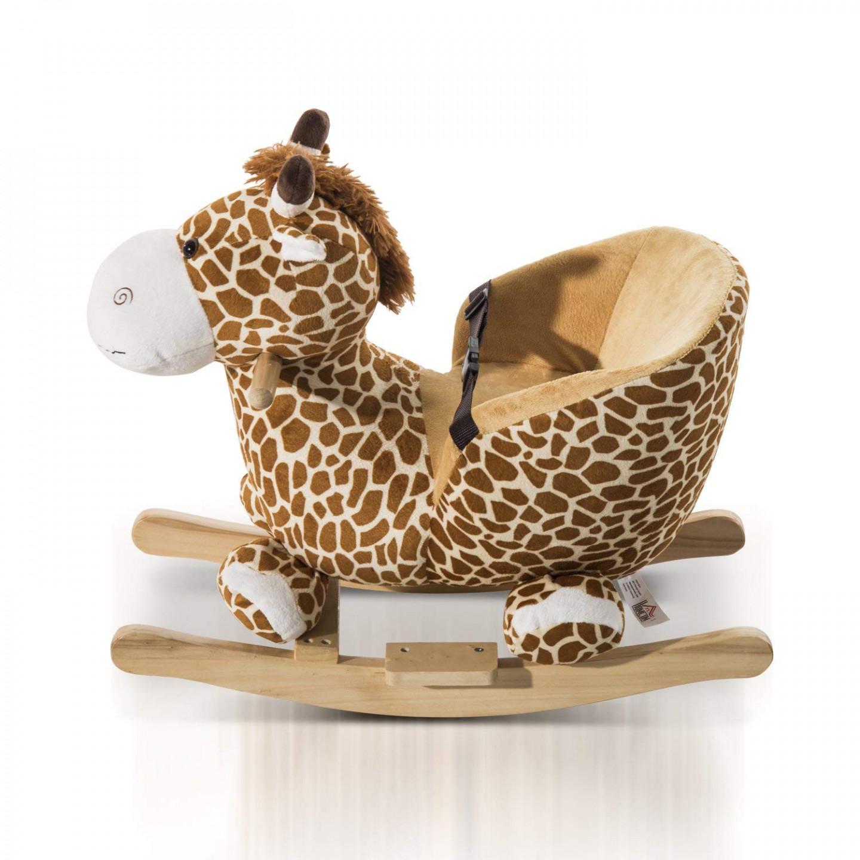 c40852b0f2e Houpací zvířátko žirafka se zvuky č.2