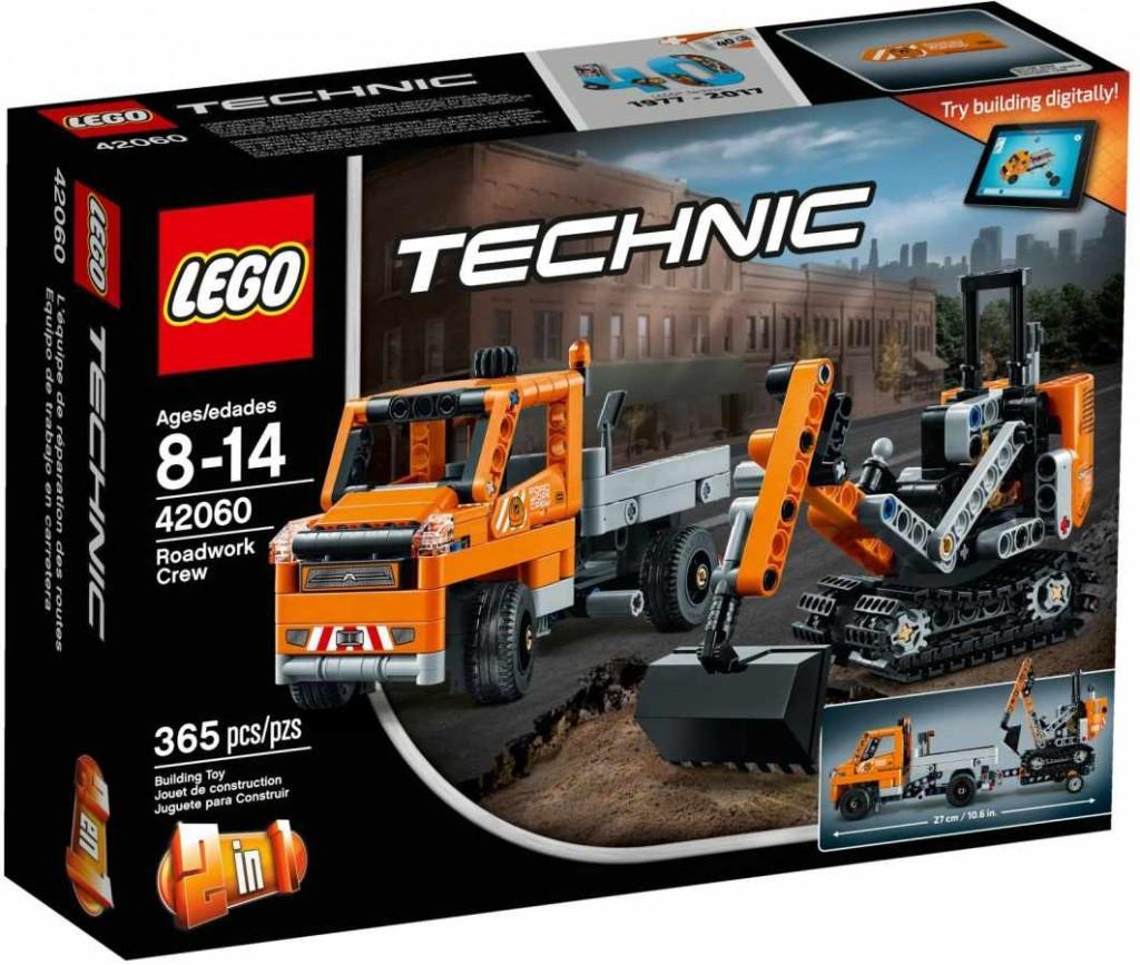 Lego Lego Technic 42060 Silničáři