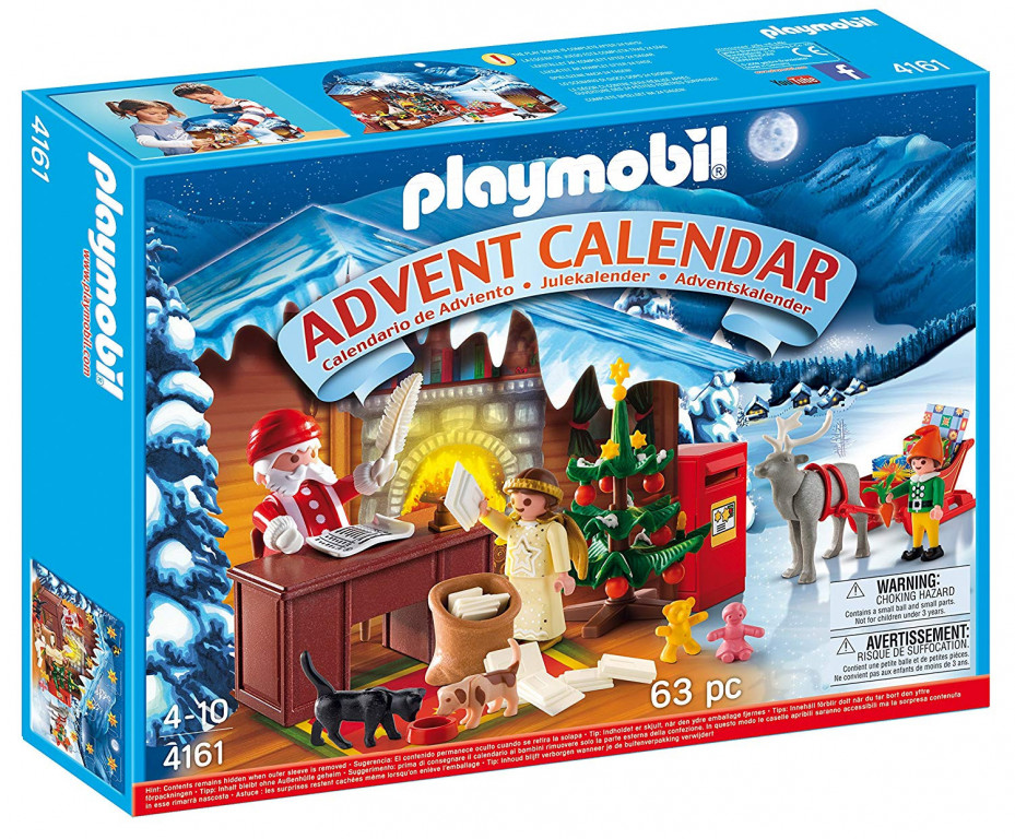 Adventní kalendář Playmobil 4161 Ježíškova pošta