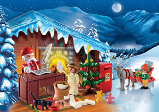 Adventní kalendář Playmobil 4161 Ježíškova pošta č.3