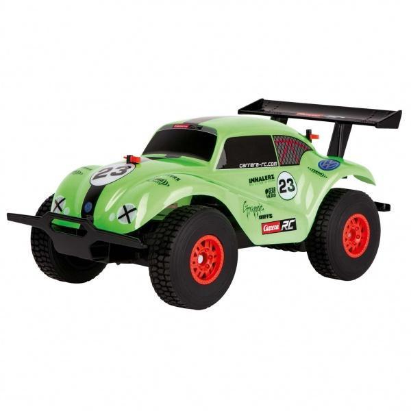 R/C auto na dálkové ovládání Carrera VW Beetle (1:18) 2.4GHz