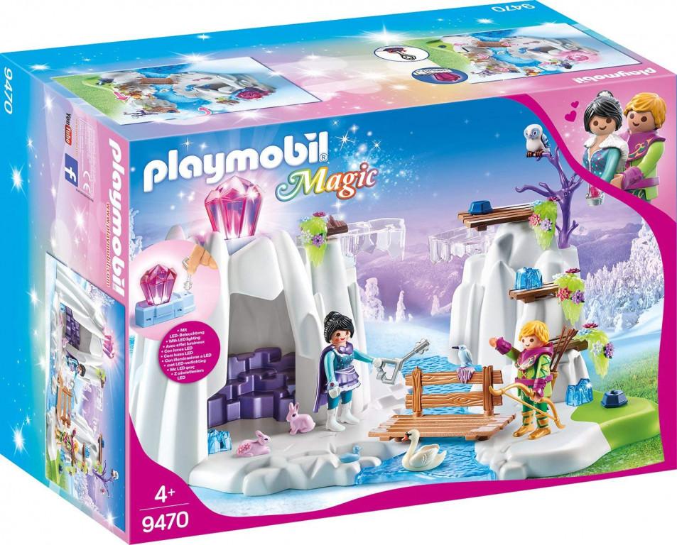 Playmobil 9470 Hledání krystalu lásky
