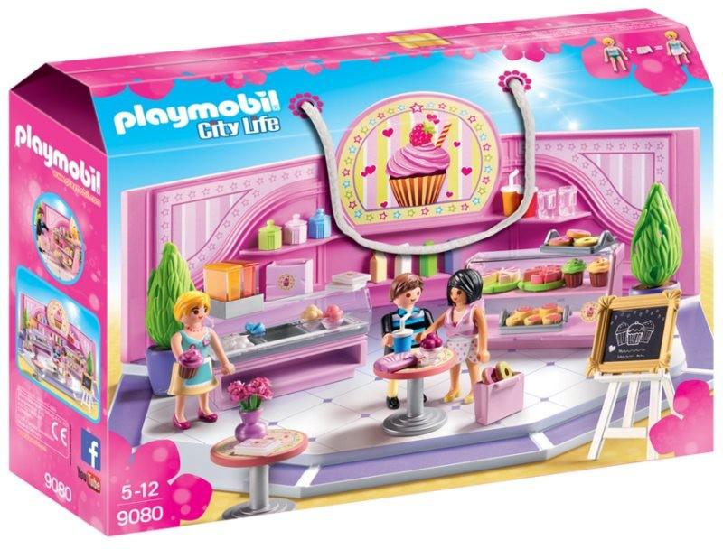 Playmobil 9080 Cukrárna Cupcake