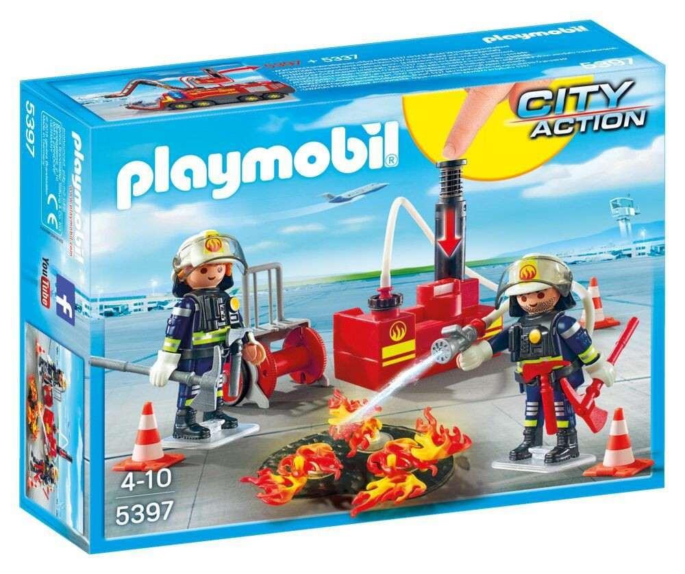 Playmobil Playmobil 5397 Požární hydrant