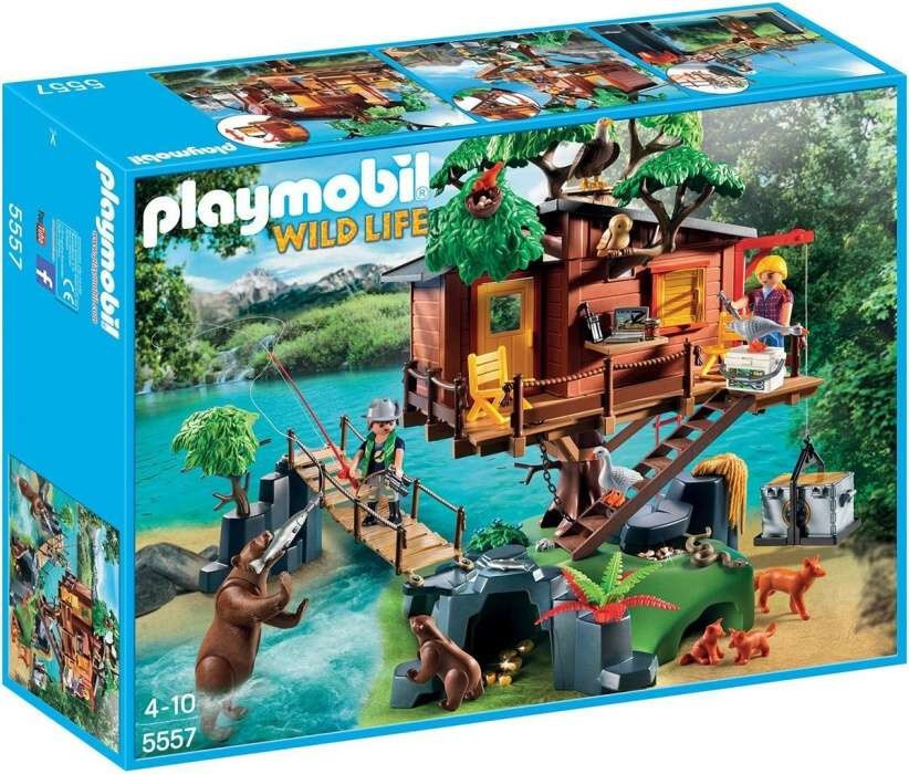 Playmobil 5557 Velký stromový dům