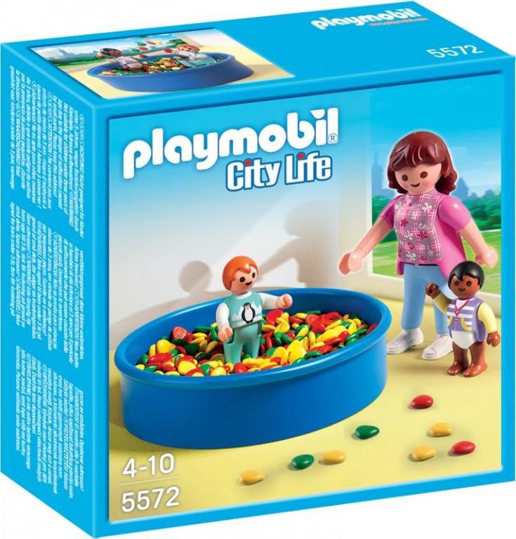Playmobil Playmobil 5572 Bazén s míčky