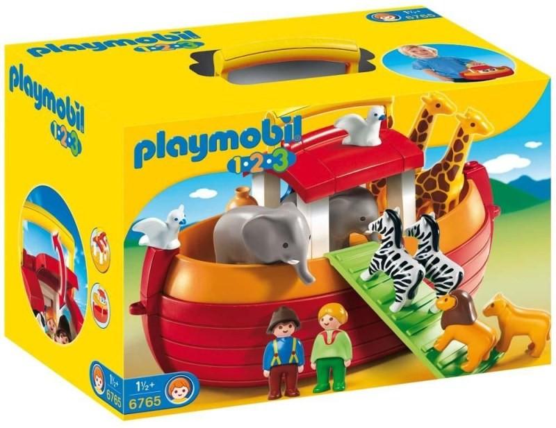 Playmobil Playmobil 6765 Přenosná Noemova Archa (1.2.3)