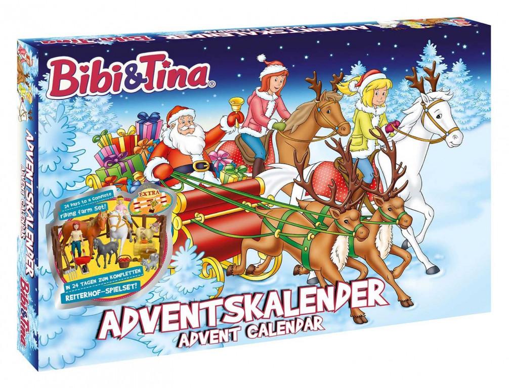 Adventní kalendář Bibi & Tina Craze