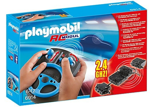 Playmobil Playmobil 6914 Dálkové ovládání RC modul set