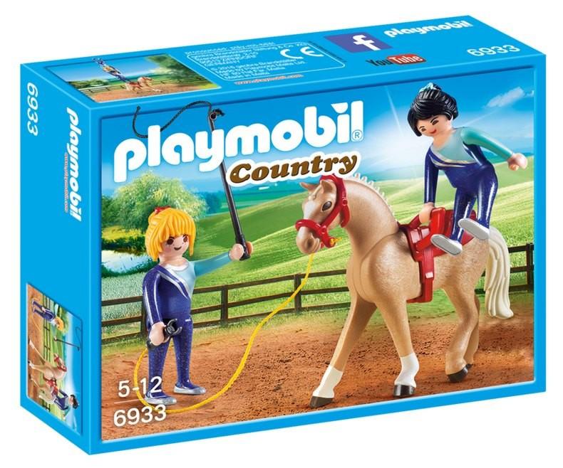 Playmobil Playmobil 6933 Trénink akrobatek