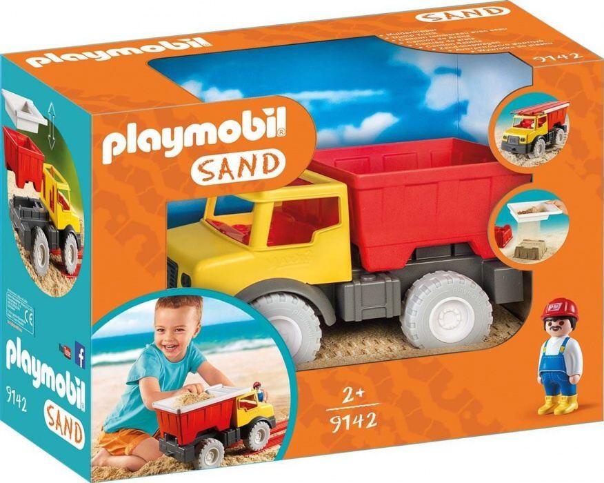 Playmobil Playmobil 9142 Sklápěč na písek