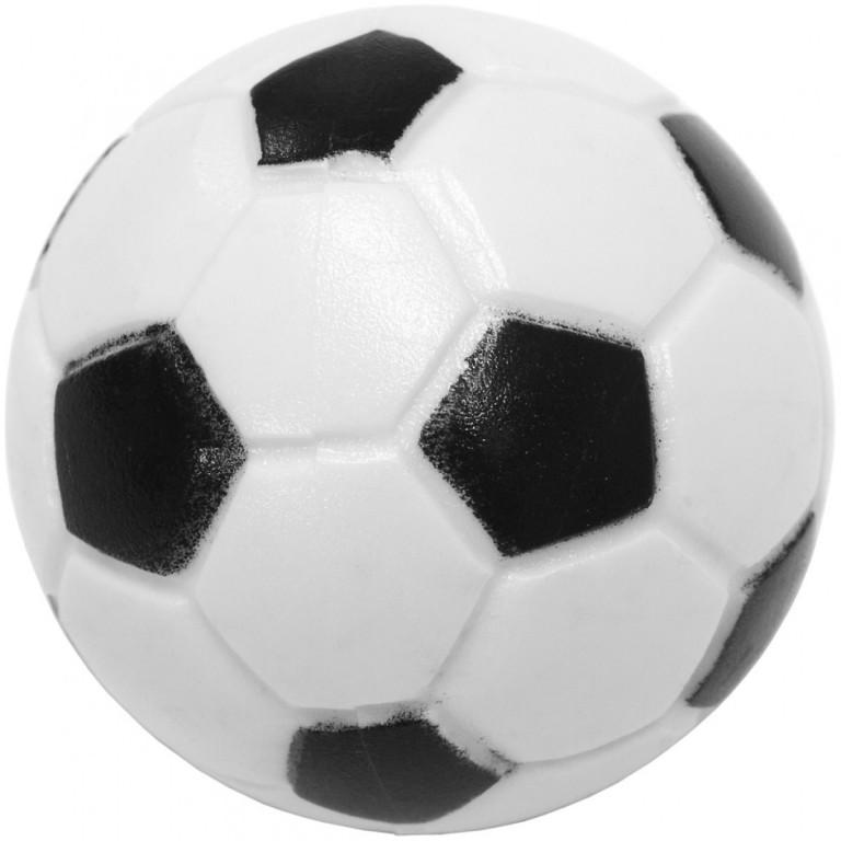 Náhradní míček pro stolní fotbal fotbálek 31 mm 2 ks