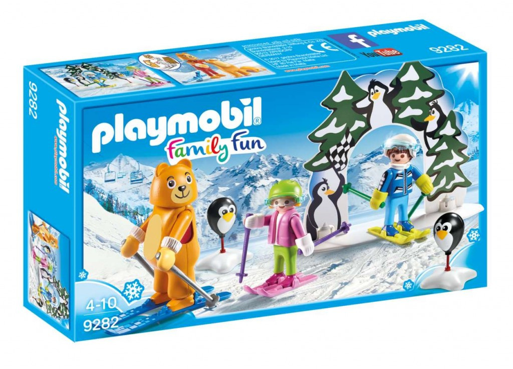 Playmobil Playmobil 9282 Lyžařská škola