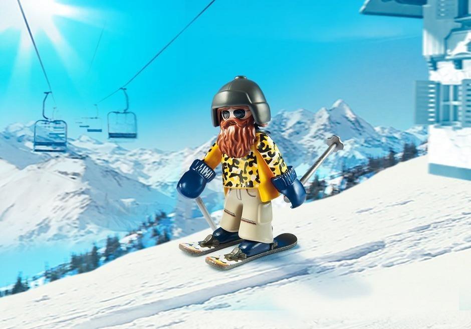 206c4116e3 Playmobil 9284 Skialpinista č.2