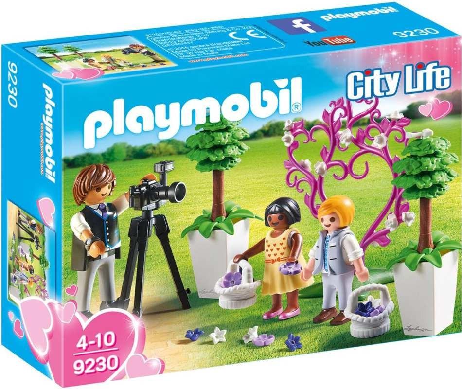 Levně Playmobil Playmobil 9230 Svatební fotograf