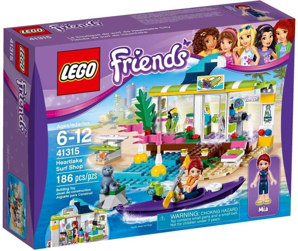 Lego LEGO Friends 41315 Surfařské potřeby v Heartlake
