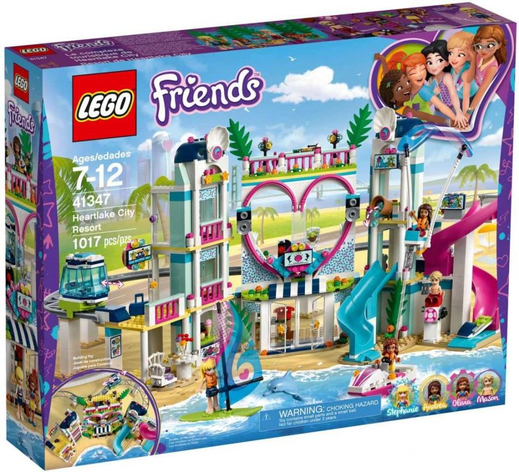 Lego LEGO Friends 41347 Resort v městečku Heartlake