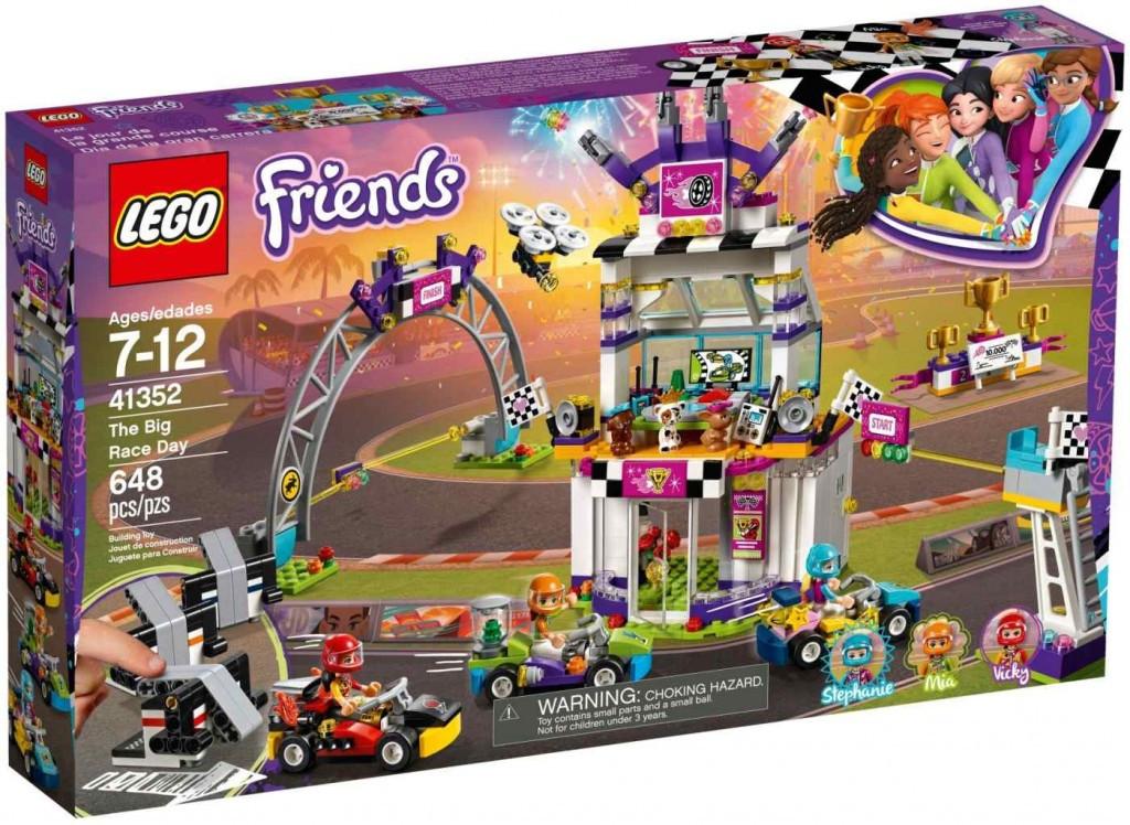 Lego LEGO Friends 41352 Velký závod
