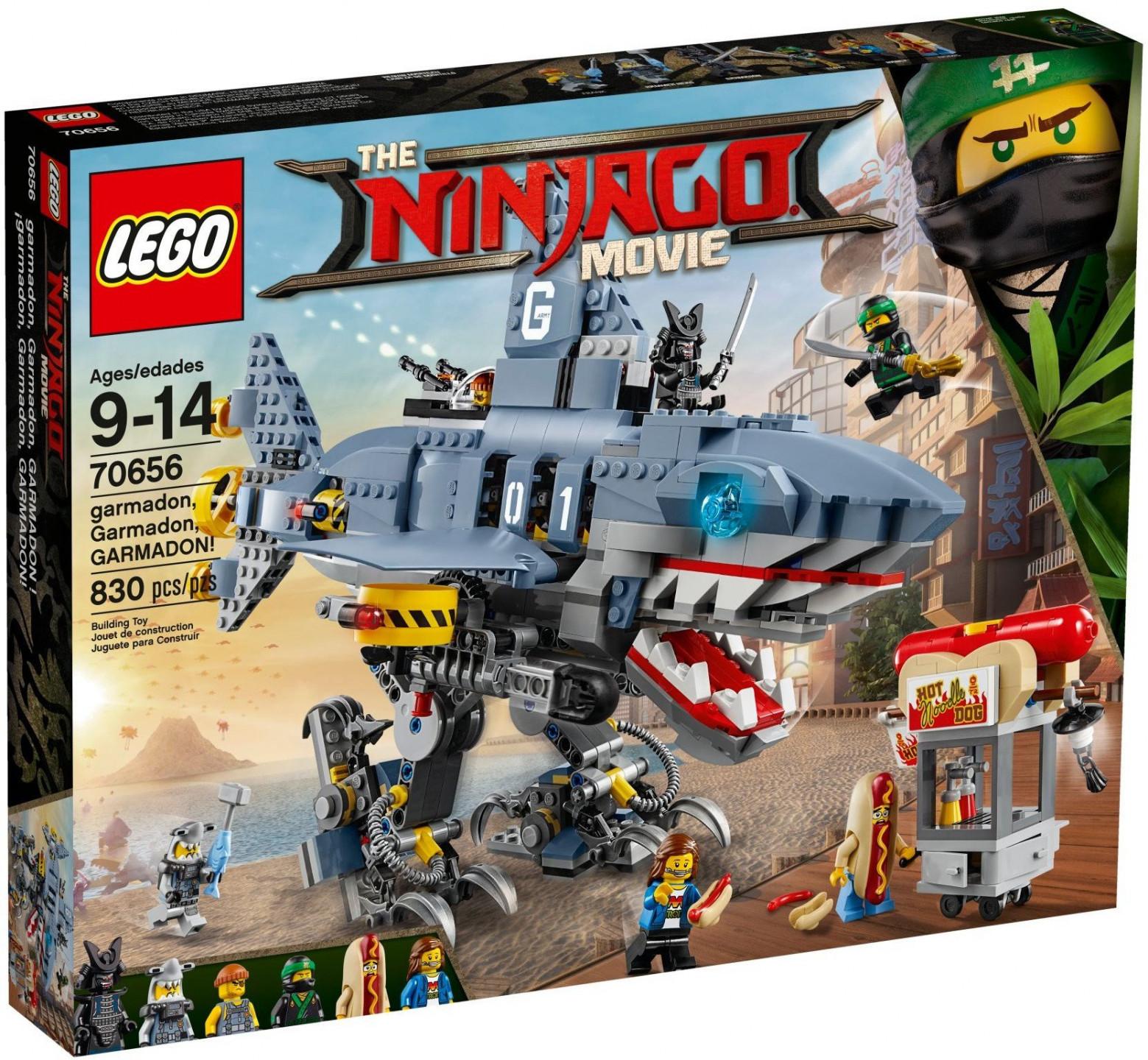 Lego LEGO Ninjago 70656 Garmadon