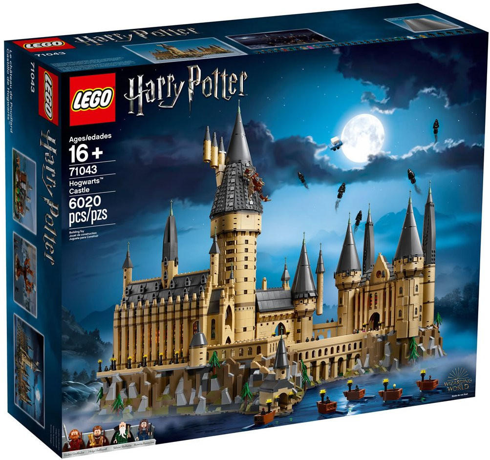 Lego LEGO Harry Potter Bradavický hrad 71043