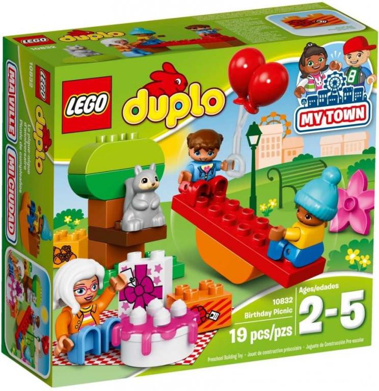 Lego LEGO Duplo 10832 Narozeninový piknik