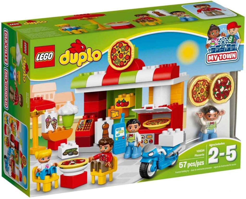 Lego LEGO Duplo 10834 Pizzerie