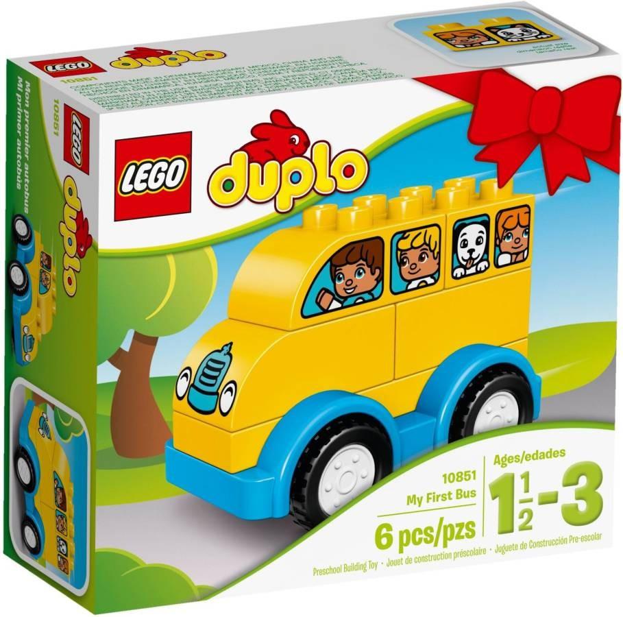Lego LEGO Duplo 10851 Můj první autobus
