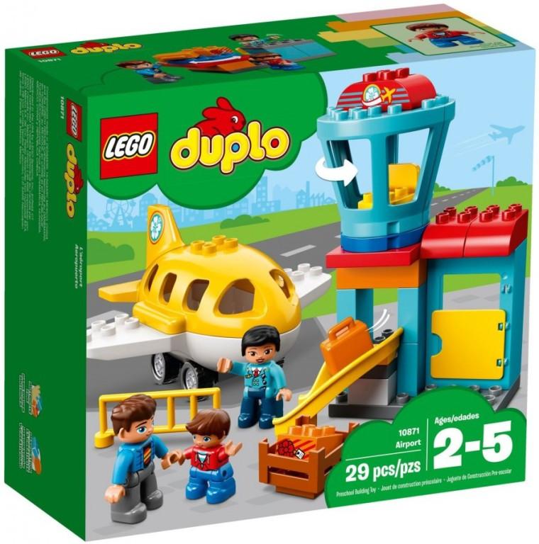 Lego LEGO Duplo 10871 Letiště