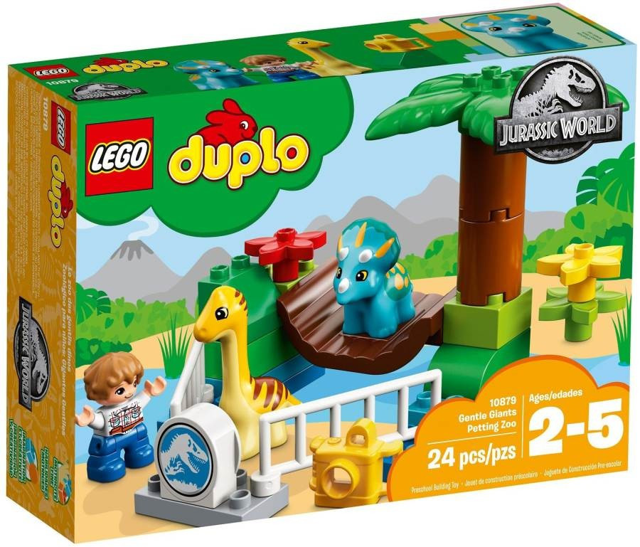 Lego LEGO Duplo 10879 Dinosauří ZOO