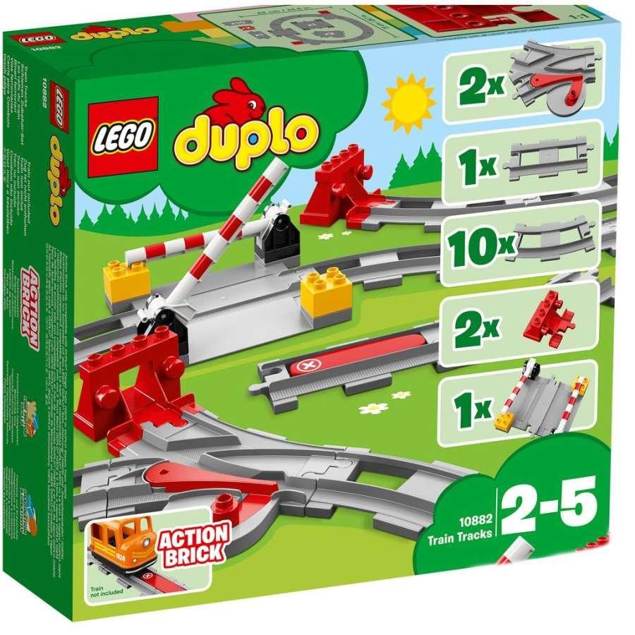 Lego LEGO Duplo 10882 Koleje