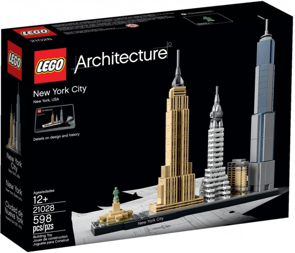 Lego LEGO Architecture 21028 New York City