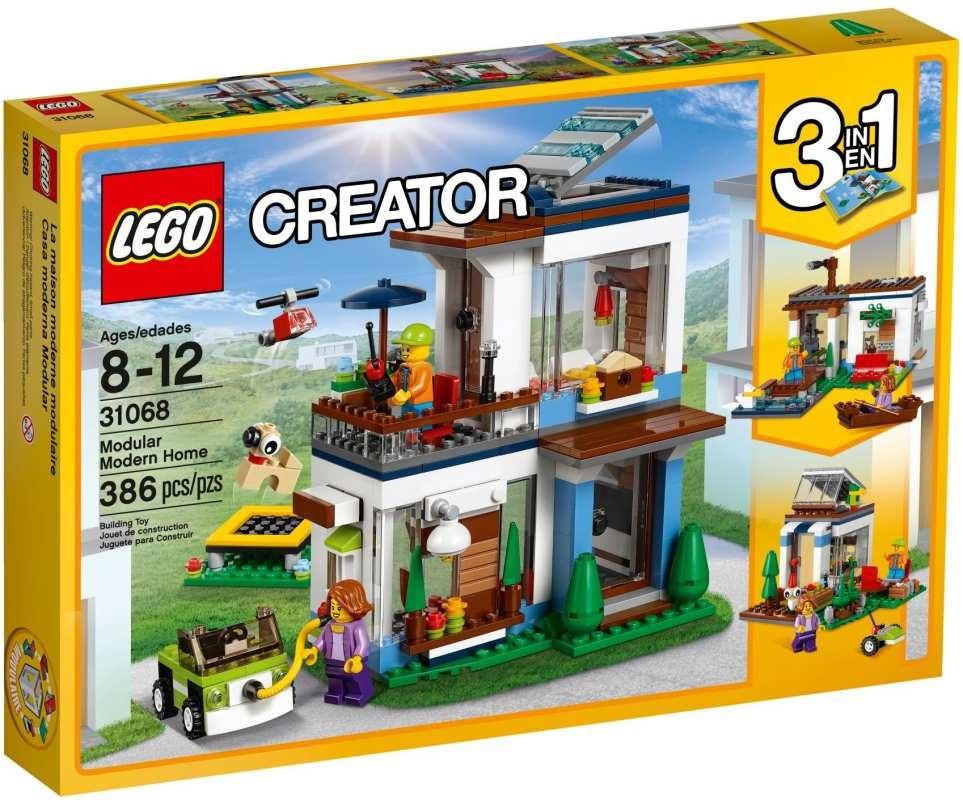 Lego LEGO Creator 31068 Moderní bydlení