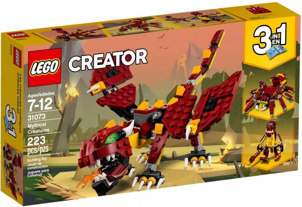 Lego LEGO Creator 31073 Bájná stvoření