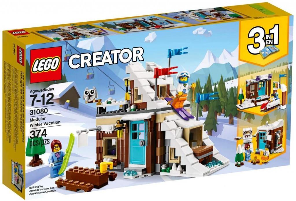Lego LEGO Creator 31080 Zimní prázdniny
