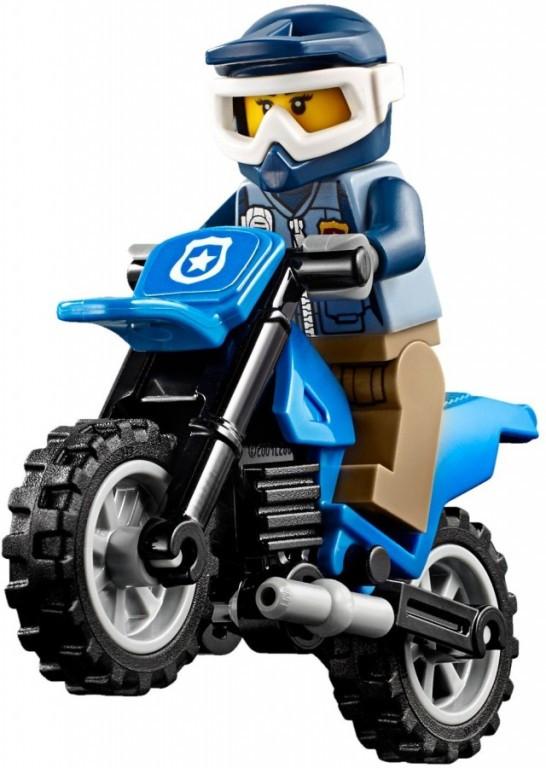 ded3e9acc LEGO City 60172 Honička v průsmyku | Goleto.cz