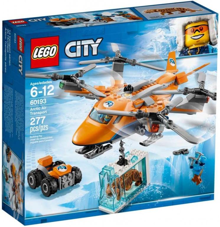 Lego LEGO City 60193 Polární letiště