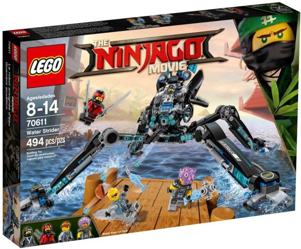 Lego LEGO Ninjago 70611 Vodní chodec