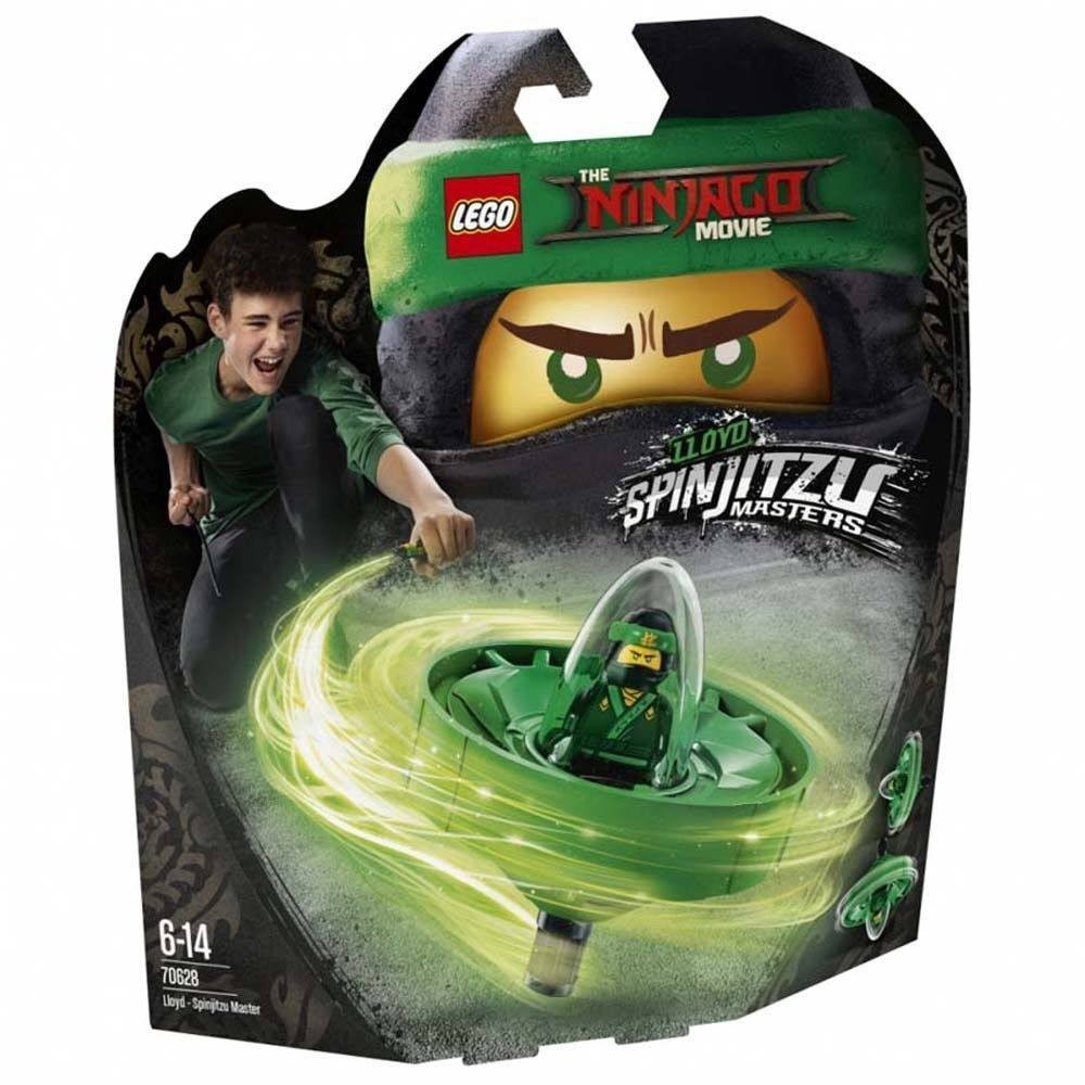 Lego LEGO Ninjago 70628 Lloyd - Mistr Spinjitzu