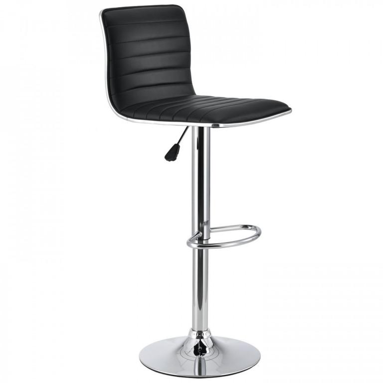 Barová židle Kalea | černá