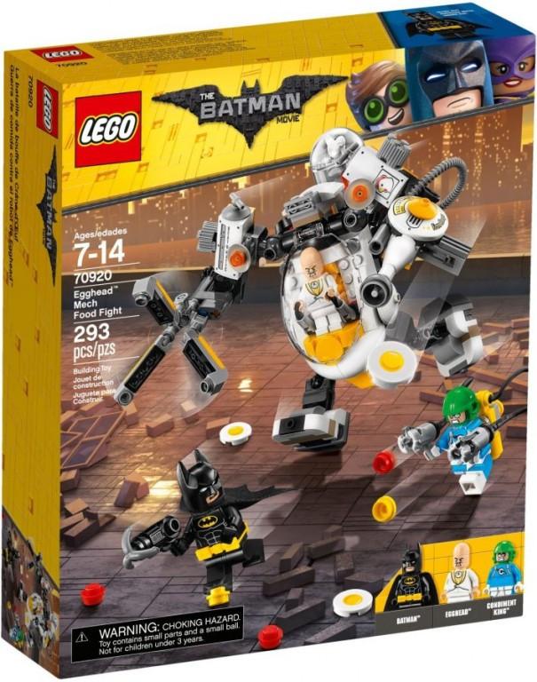 Lego LEGO Batman Movie 70920 Robot Egghead™