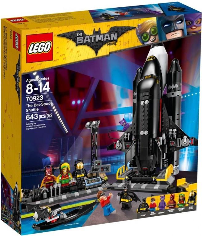 Lego LEGO Batman Movie 70923 Batmanův raketoplán