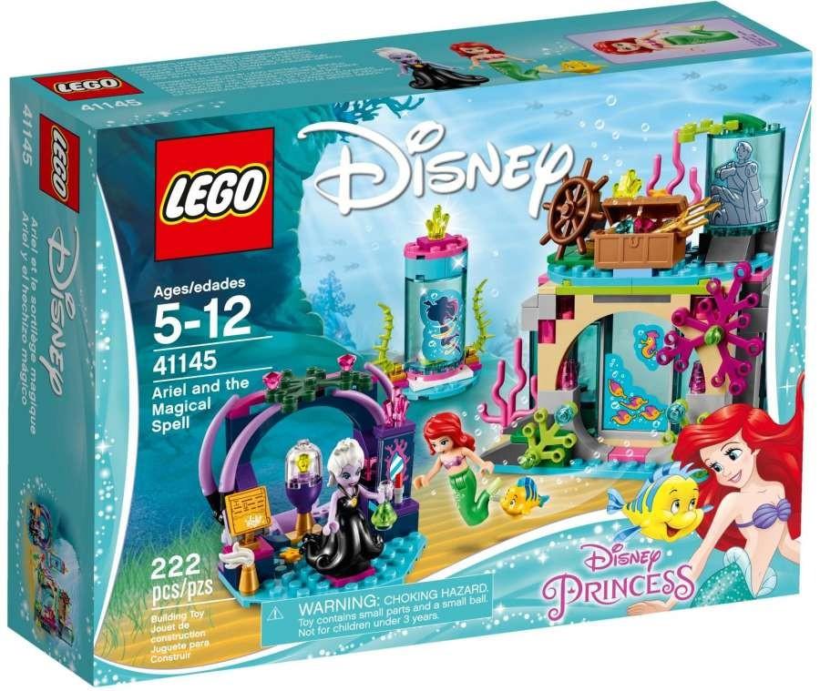 Lego LEGO Disney 41145 Ariel a magické zaklínadlo