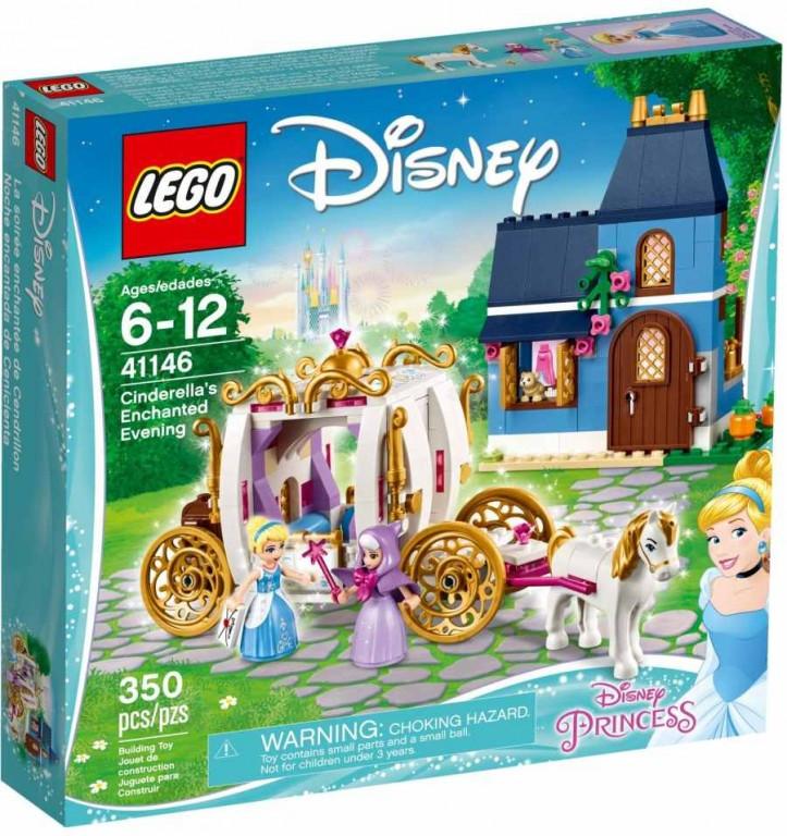Lego LEGO Disney 41146 Popelčin kouzelný večer