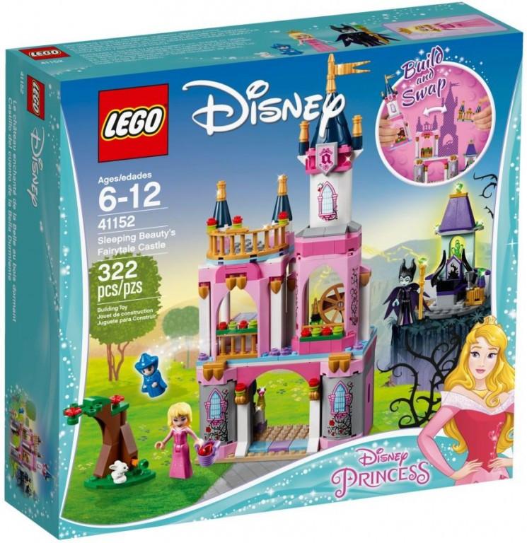 Lego LEGO Disney 41152 Pohádkový zámek Šípkové Růženky