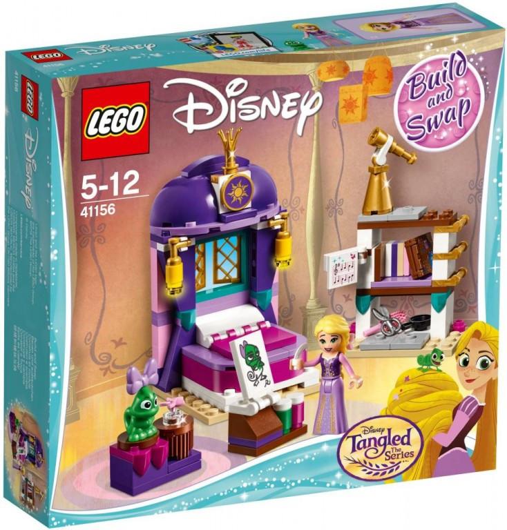 Lego LEGO Disney 41156 Locika a její hradní ložnice